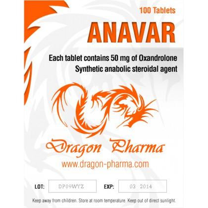 Anavar 50